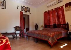 老虎薩法裡度假村 - Sawai Madhopur - 臥室