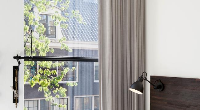 Stout & Co. - 阿姆斯特丹 - 臥室