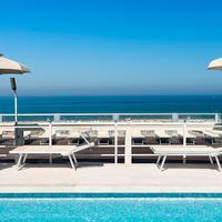 Waldorf Suite Hotel Pool view