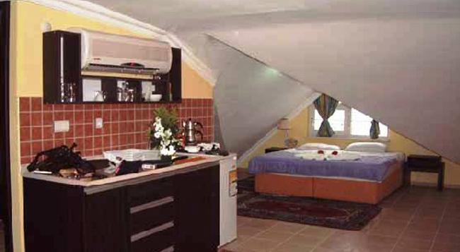 Sinemis Otel - 安塔利亞 - 臥室