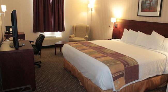 Hotel Gander - Gander - 臥室