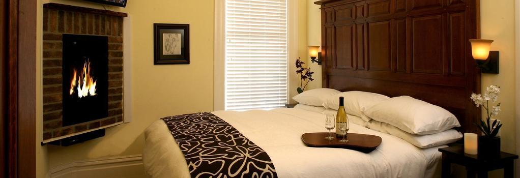 Hotel Napa Valley - 納帕 - 臥室