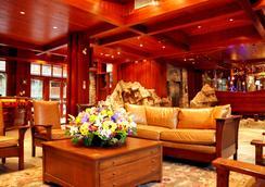 福克斯套房和酒店 - 班夫 - 大廳