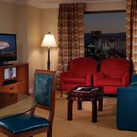 Marriott's Grand Chateau Living Area