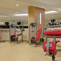 Marriott's Grand Chateau Gym