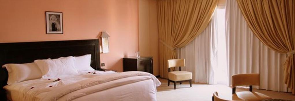 Almas Hotel - 馬拉喀什 - 臥室
