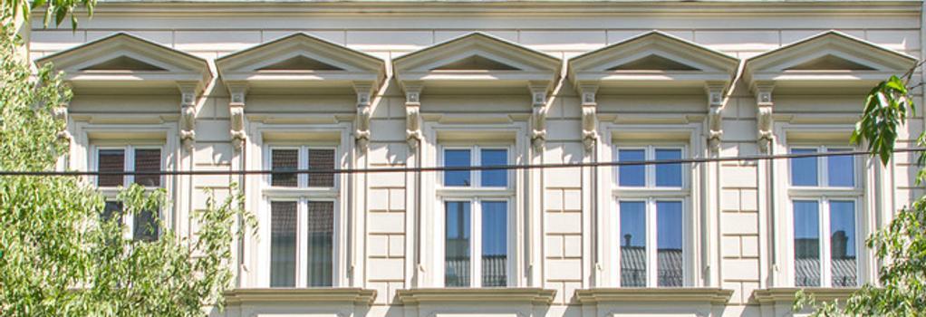 Hotel SPIESS & SPIESS Appartement-Pension - 維也納 - 建築