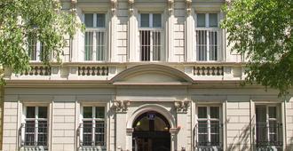 司碧思公寓住宿加早餐旅館 - 維也納 - 建築