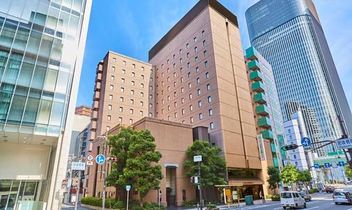 麗嘉中之島飯店 - 大阪 - 建築