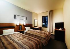 麗嘉中之島飯店 - 大阪 - 臥室