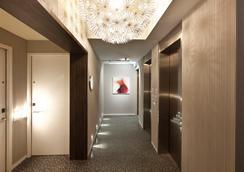 奧華·時尚精品酒店- 蘇豪 - 香港 - 大廳