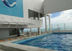 科斯塔瑪爾酒店 - 福塔萊薩 - 游泳池