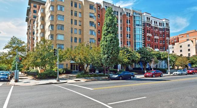 Ginosi Potomac Apartel - 華盛頓 - 建築
