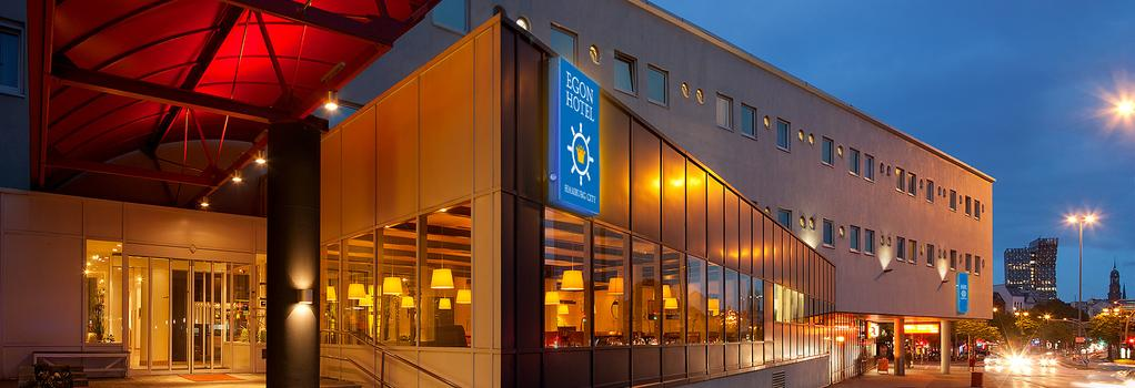 Egon Hotel Hamburg City - 漢堡 - 建築
