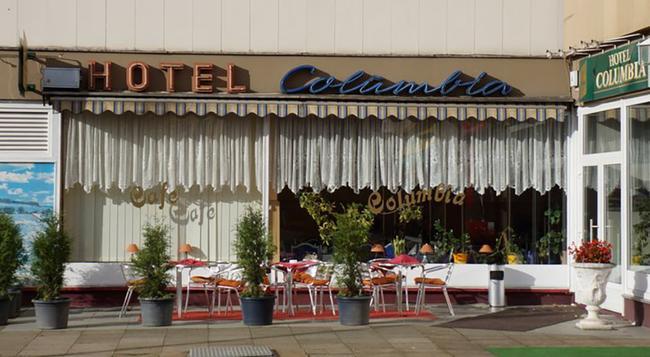 Hotel Columbia - 柏林 - 建築
