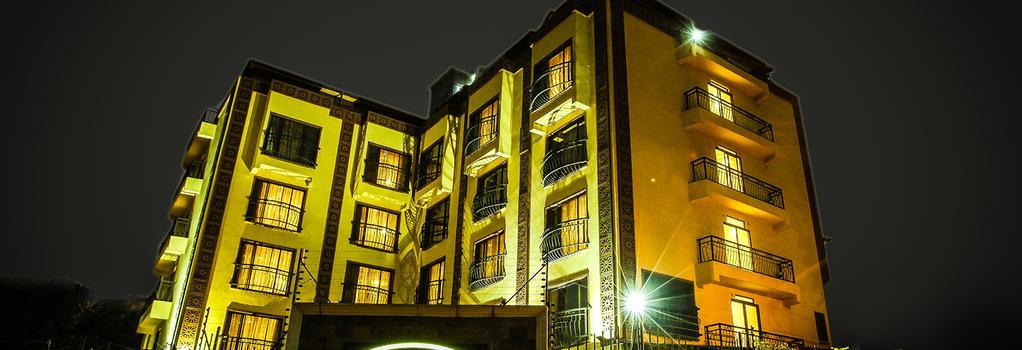 The Monarch Hotel - 內羅畢 - 建築
