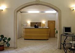 大使館飯店 - 羅馬 - 櫃檯