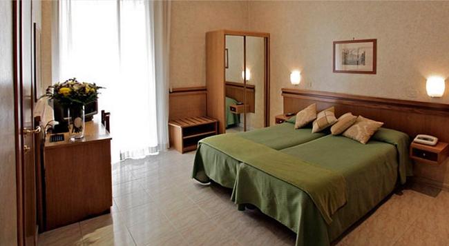 Hotel Embassy - 羅馬 - 臥室