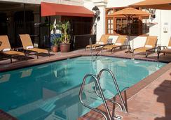 聖地亞哥老城萬怡酒店 - 聖地亞哥 - 游泳池