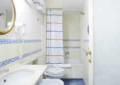 The Grand Hotel Europa - 那不勒斯/拿坡里 - 浴室