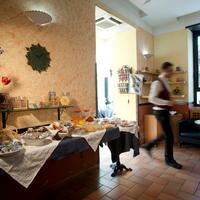 Hotel Villa Medici Breakfast Area