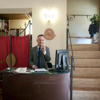 Hotel Villa Medici Reception