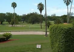 斯普林希爾萬豪西棕櫚灘I-95酒店 - West Palm Beach - 高爾夫球場