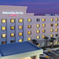 SpringHill Suites by Marriott West Palm Beach I-95 Exterior