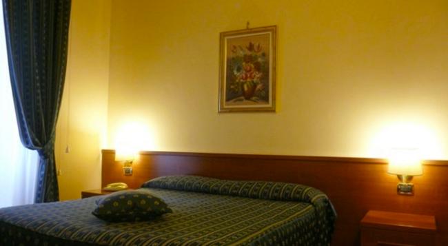 Hotel Fenicia - 羅馬 - 臥室