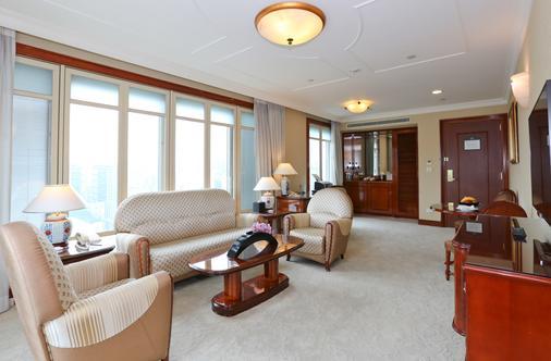 長榮桂冠酒店(台北) - 台北 - 客廳