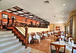格蘭派樂斯酒店 - 聖地亞哥 - 餐廳