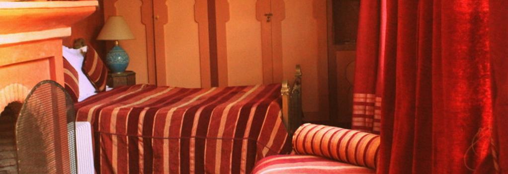 Riad Al Nour - 馬拉喀什 - 臥室