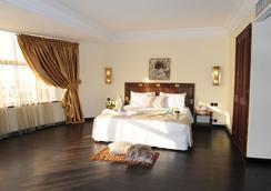 樂尚尼楓Spa酒店 - 卡薩布蘭卡 - 臥室