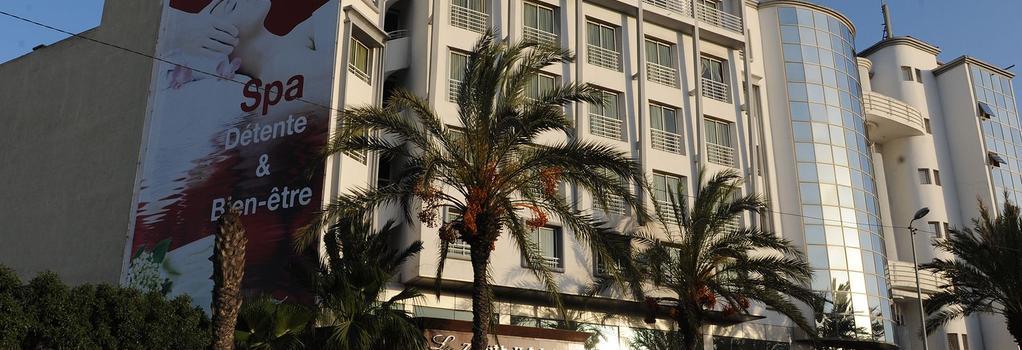 Le Zenith Hotel - 卡薩布蘭卡 - 建築