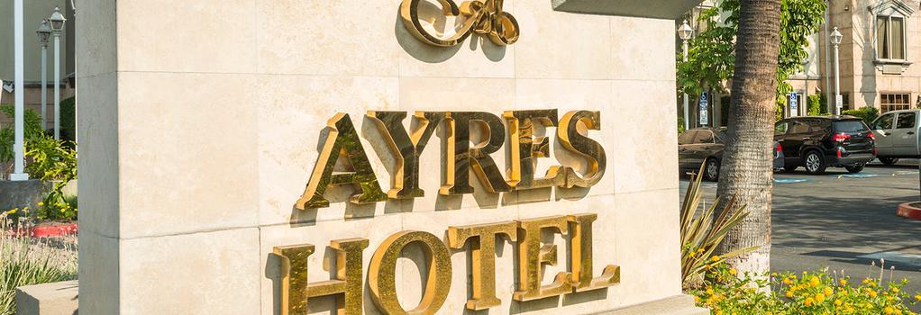 Ayres Hotel Anaheim - 安納海姆 - 建築