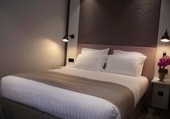 旺多姆聖日耳曼酒店 - 巴黎 - 臥室
