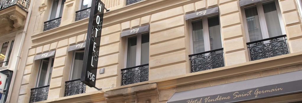 Hôtel Vendome Saint Germain - 巴黎 - 建築