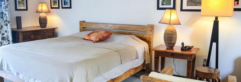 Lodge Margouillat - Tambor - 臥室