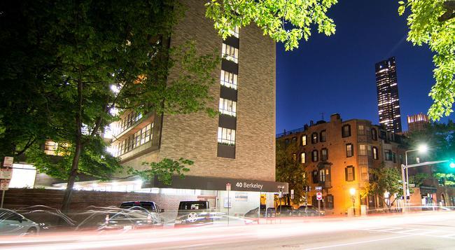 40 Berkeley Hostel - 波士頓 - 建築
