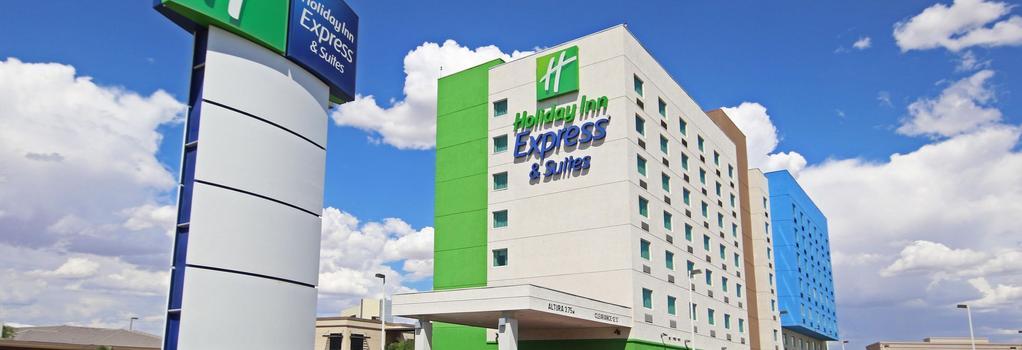 Holiday Inn Express & Suites CD. Juarez - Las Misiones - 華雷斯城 - 建築