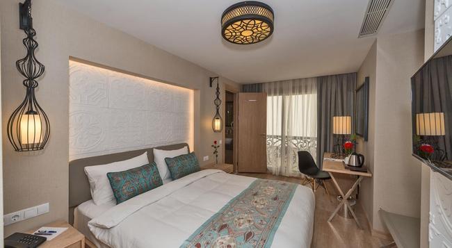 Aybar Hotel - 伊斯坦堡 - 臥室