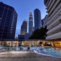 Corus Hotel Kuala Lumpur Outdoor Pool