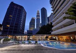 吉隆坡克魯斯酒店 - 吉隆坡 - 游泳池