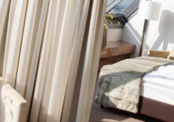 漢堡慕溫匹克酒店 - 漢堡 - 臥室