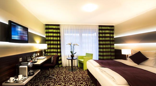 Hotel Metropol - 慕尼黑 - 臥室