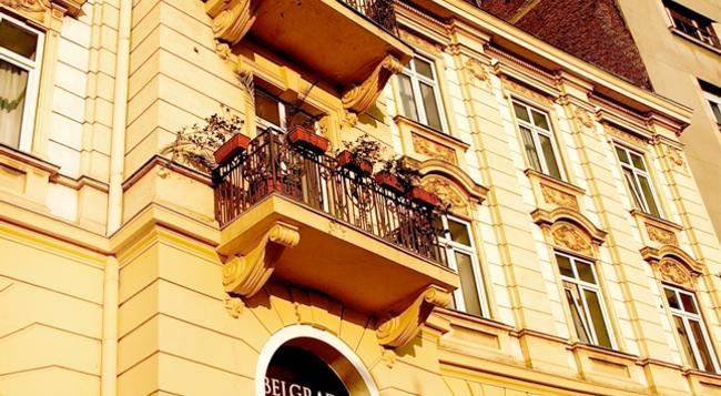 Belgrade City Hotel - 貝爾格萊德 - 建築