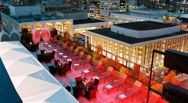Empire Hotel - 紐約 - 建築
