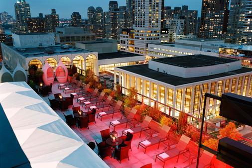 帝王酒店 - 紐約 - 露天屋頂