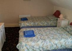 The Highbury Hotel - 布萊克浦 - 臥室