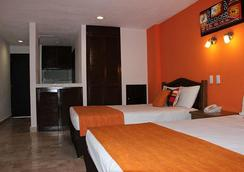 Calypso Hotel Cancun - 坎昆 - 臥室